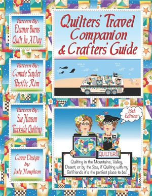 Quilter's Travel Companion, 15th Edition (2018-20)