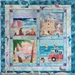 Dog Days of Summer - Finished Multi-Block Quilt - SOLD!