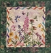 Nature's Bouquet - Finished Quilt Block - SOLD!