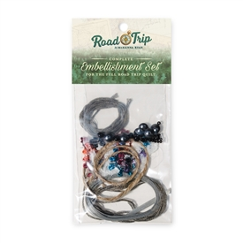 Road Trip Complete Embellishment Kit