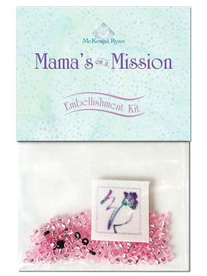 Mama's on a Mission Embellishment Kit