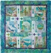 Sea Breeze Pieced Quilt