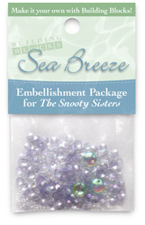 The Snooty Sisters Embellishment Kit