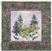 Nestled Inn Applique Pattern