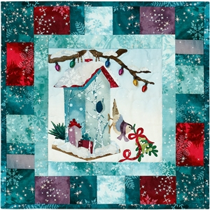 Deck the Halls Applique Pattern