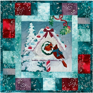 Mistletoe Moment & Complete Quilt Instructions