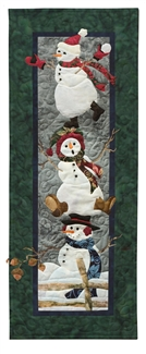 Making Spirits Bright Applique Pattern