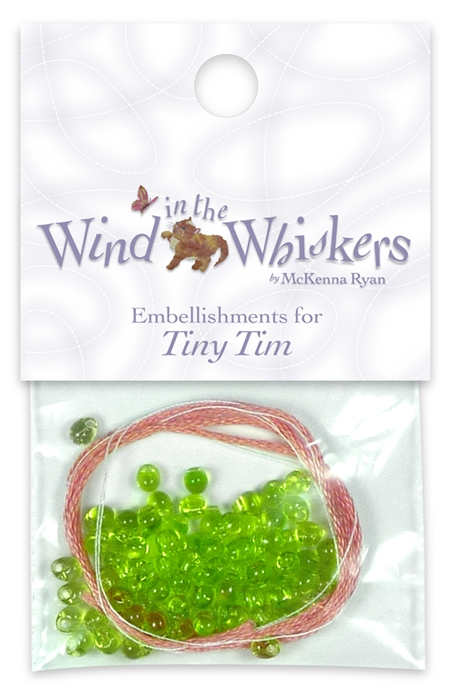 Tiny Tim Embellishment Kit
