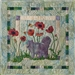 Paws in the Poppies and Complete Quilt Instructions - SOLD OUT
