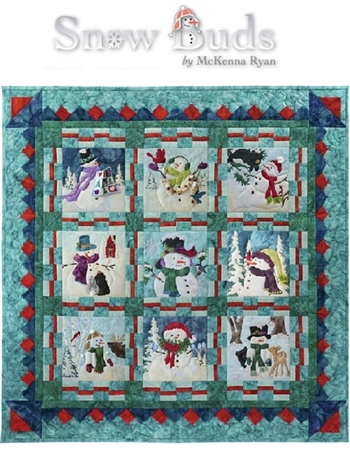 Holiday Applique Quilt Patterns