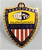 1984 Duluth World Championship Pin