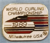 1989 Milwaukee Worlds Pin 2