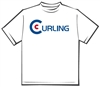House Curling T-shirt