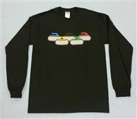 Long Sleeve Rings & Stones T-shirt