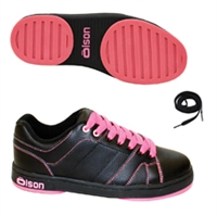 "5/32"" Olson Fly Pink Ladies Shoe"