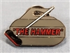 Hammer Curling Brush Pin