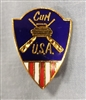 Curl USA Shield Pin