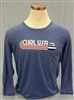 Wave Curl USA Long Sleeve T-shirt