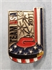 Team USA 2011 Pin