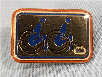 Wheelchair Pin