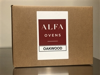 OAKWOOD 15LB Box of Cooking Wood (oak)