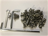 SETVITI-T130 SCREW KIT FOR MULTIFUNCTIONAL BASE 130