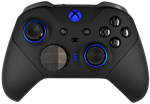 Blue Out - Modded Xbox Elite Series 2 Controller