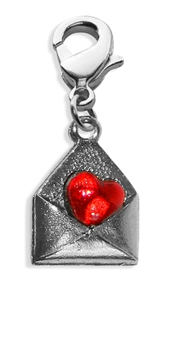 Love Letter Charm Dangle