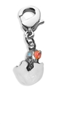 Easter Chick Charm Dangle