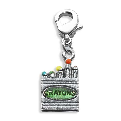 Crayons Charm Dangle