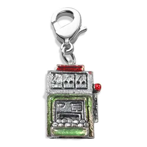 Slot Machine Charm Dangle