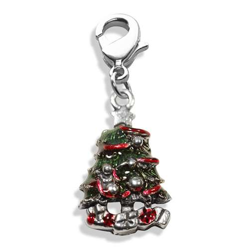 Christmas Tree Charm Dangle