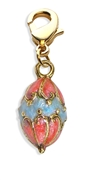 Easter Egg Charm Dangle