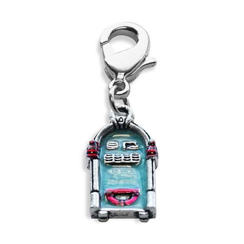 Jukebox Charm Dangle