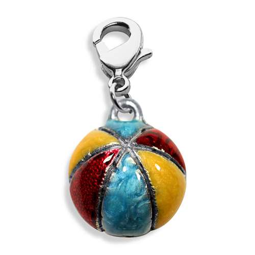 Beach Ball Charm Dangle