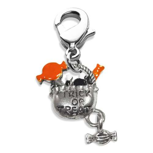 Trick or Treat Charm Dangle