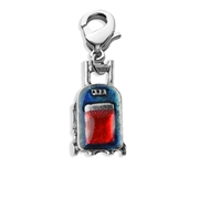 Travel Bag Charm Dangle