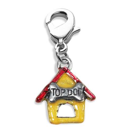 Dog House Charm Dangle