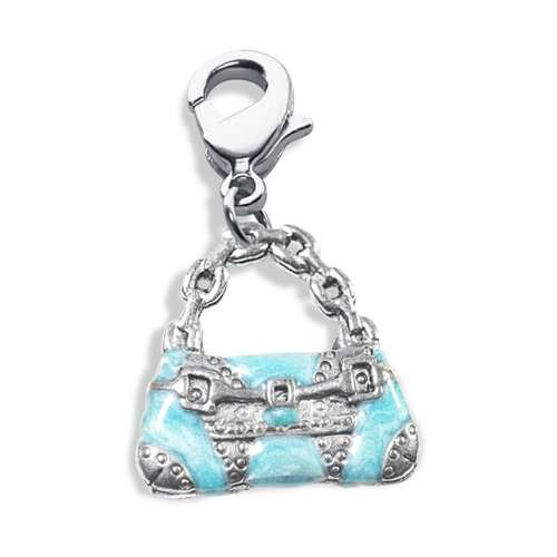 Retro Purse Charm Dangle