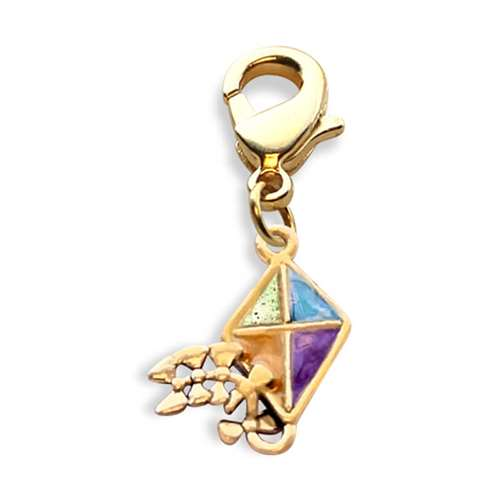 Kite Charm Dangle