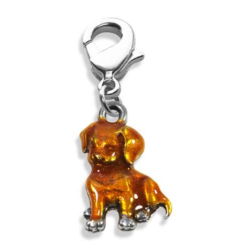 Puppy Charm Dangle