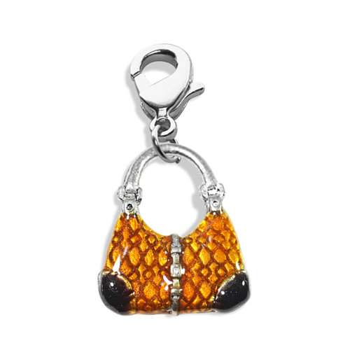 Reptile Purse Charm Dangle