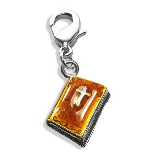 Holy Bible Charm Dangle