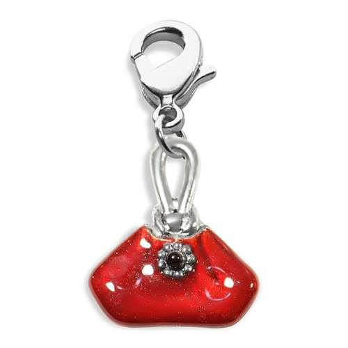 French Purse Charm Dangle