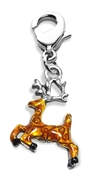 Reindeer Charm Dangle