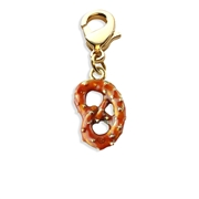 Pretzel Charm Dangle