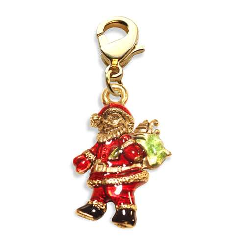 Santa Claus Charm Dangle