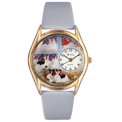 Bunny Rabbit Watch Small Gold Style