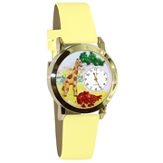 Giraffe Watch Small Gold Style