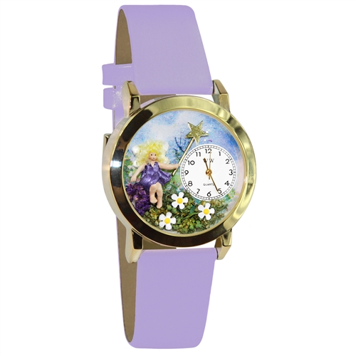 Fairy Watch Small Gold Style